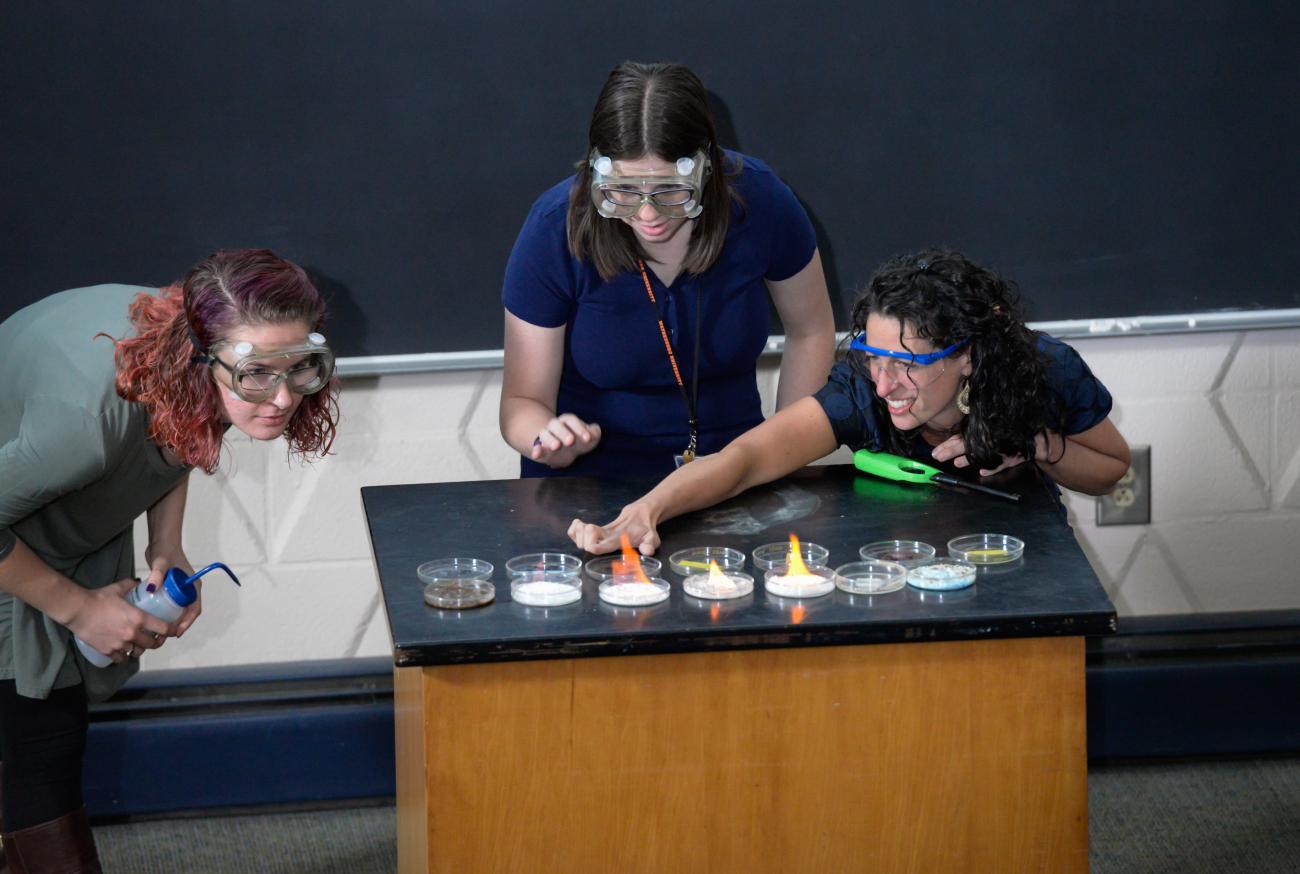Waynesburg University   Chemistry