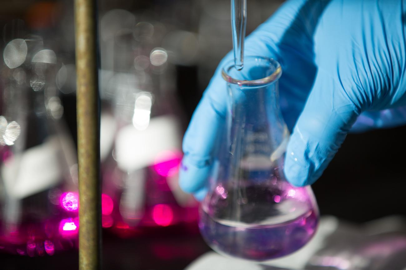 Waynesburg University Chemistry Forensic Science