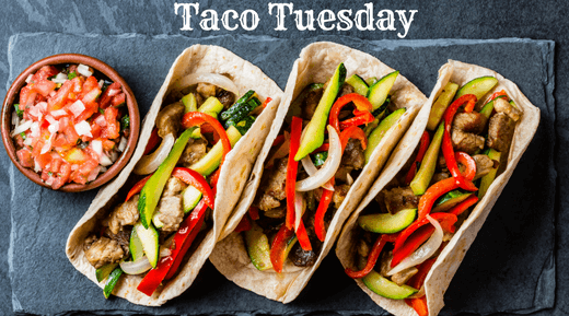 Taco Tuesday - Nelly's Echo