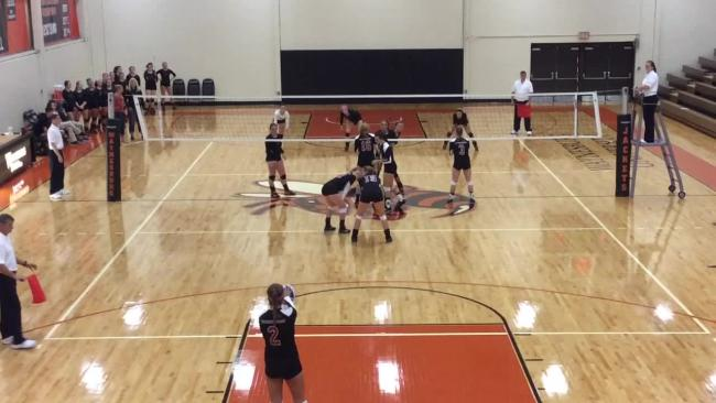 Volleyball vs. Laroche College