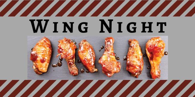 Wing Night