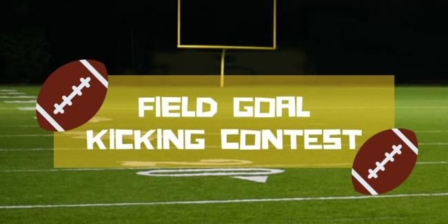 Field Goal Kicking Contest