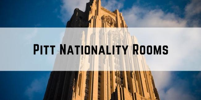 Pitt Nationality Rooms