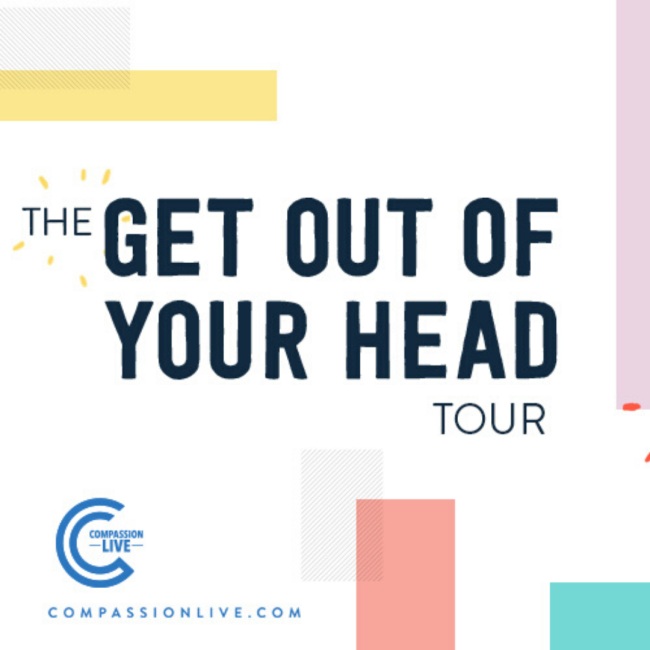 get out of your head tour